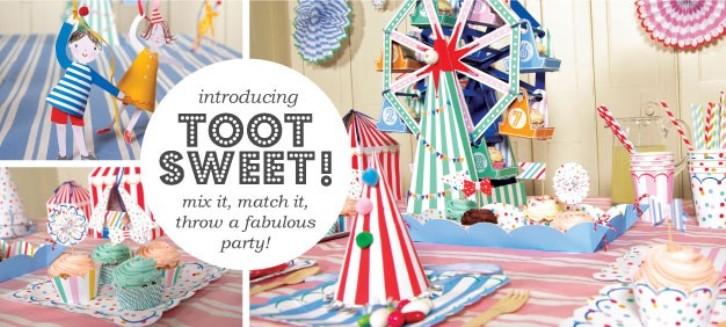 Die Jahrmarkt-Mottoparty mit lustigen Spielen und Süßigkeiten